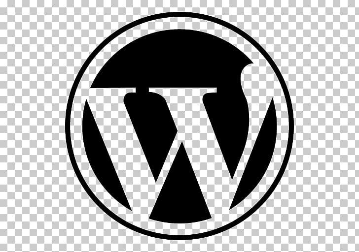 WordPress.com Scalable Graphics Icon, Wordpress Logo PNG.