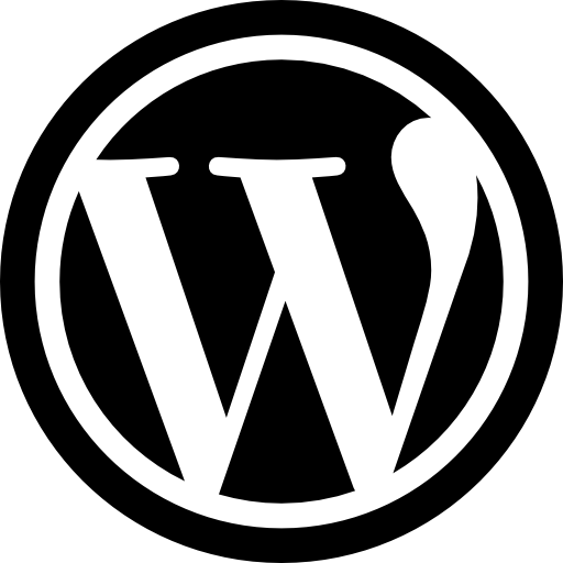 Wordpress logo Icons.