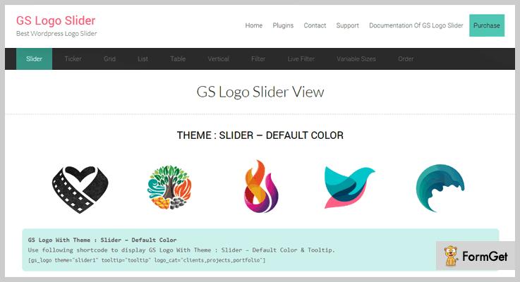 4 Logo Slider WordPress Plugins 2020.