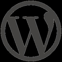 WordPress Alt Icon.