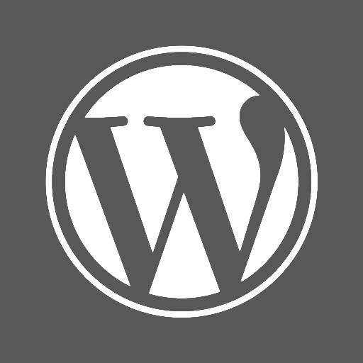 WordPress Icon.