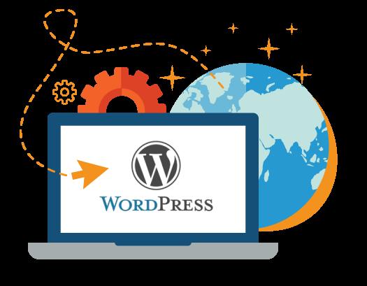 WordPress Transparent Background.