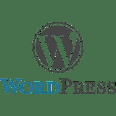 WordPress Logo transparent PNG.