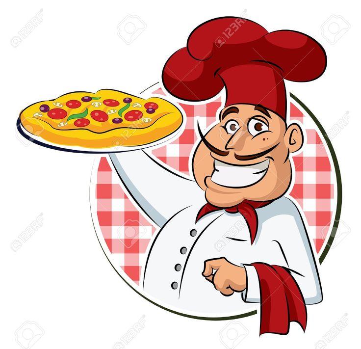 Italy Pizza Clipart.