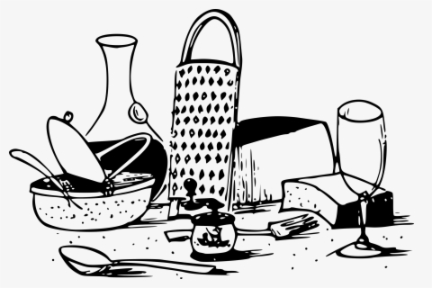 Free Italian Food Clip Art with No Background.