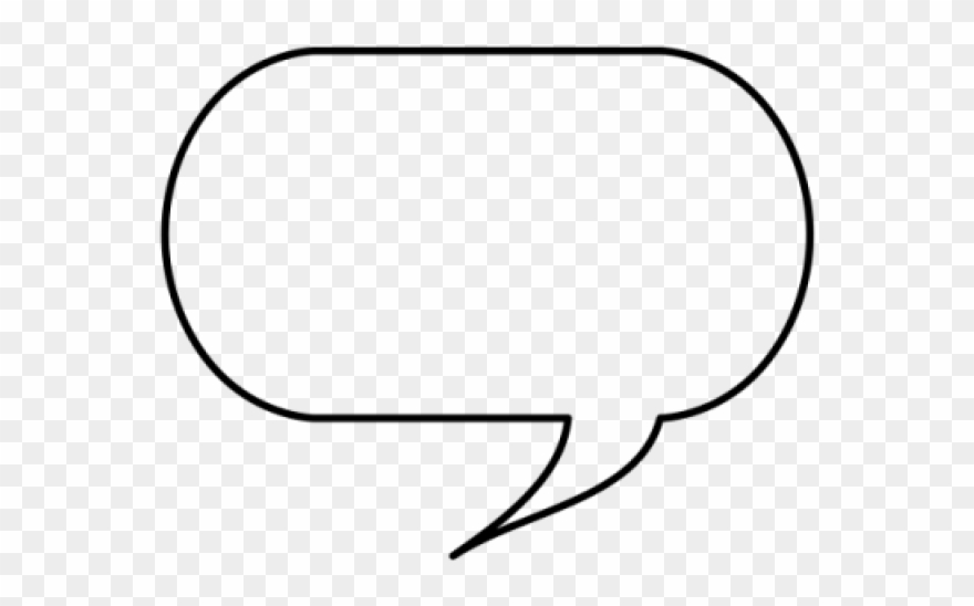 Speech Bubble Clipart Word Bubble.
