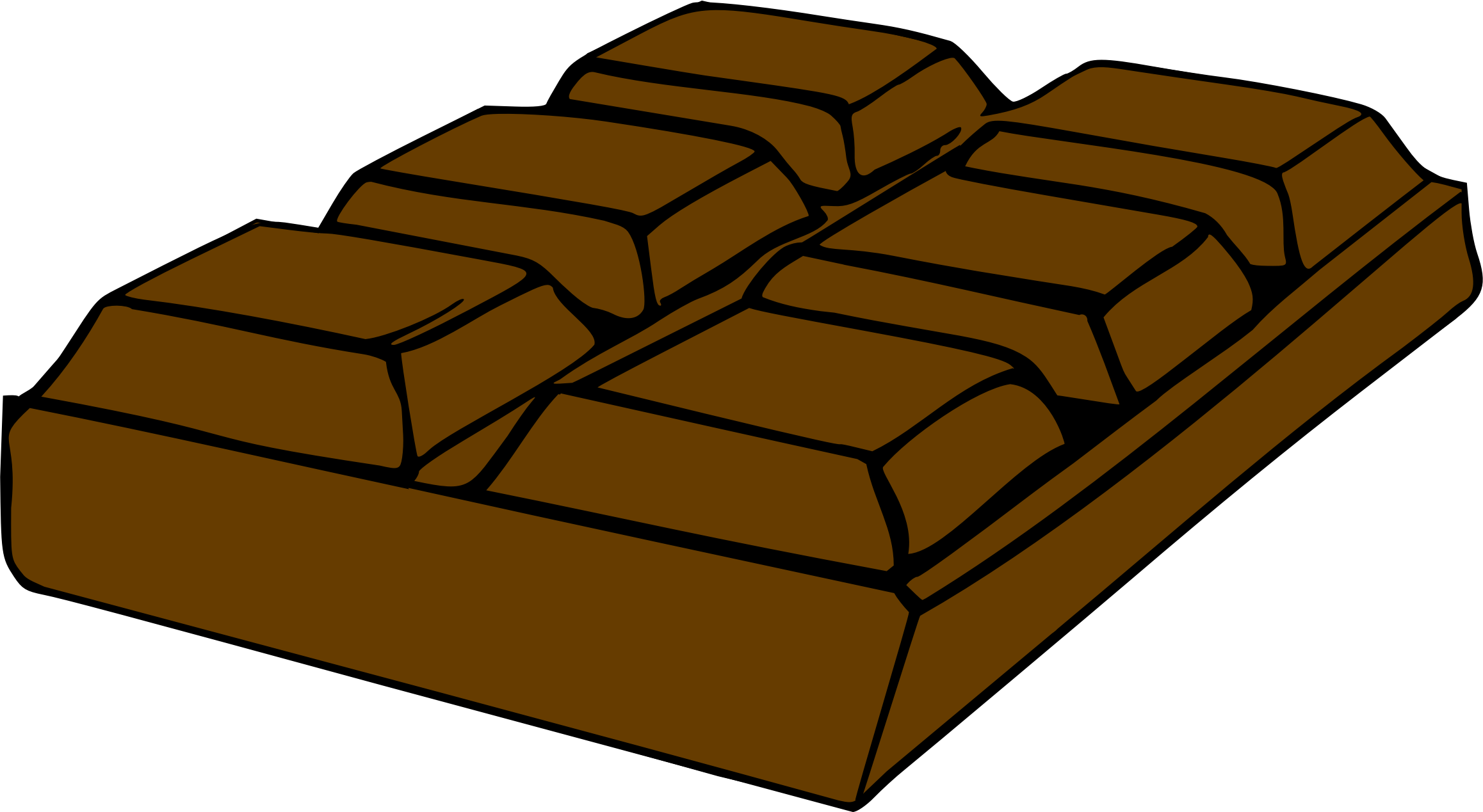 Words clipart chocolate, Words chocolate Transparent FREE.