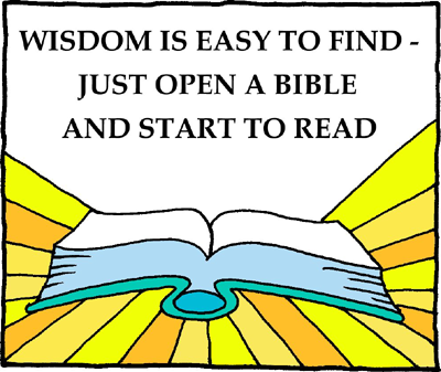 free clipart words of wisdom.