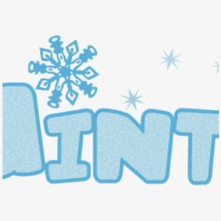 Winter Clipart Word.