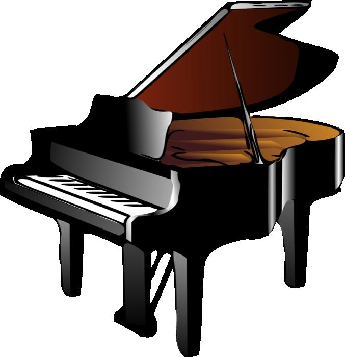 Piano clipart piano duet, Piano piano duet Transparent FREE.