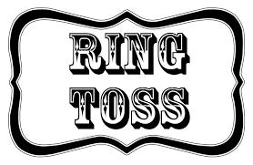 ring toss clipart.
