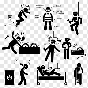 Work Accident cutout PNG & clipart images.