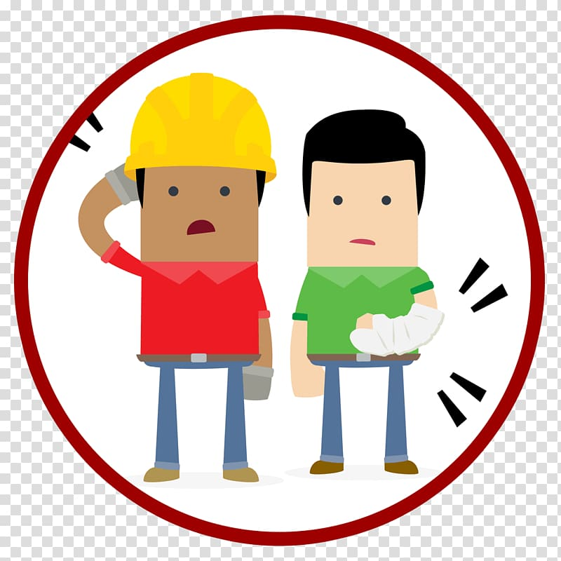 Work accident Workers\' compensation Laborer , accident.