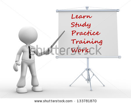 3d People Man Person Flip Chart Stock Illustration 133781870.