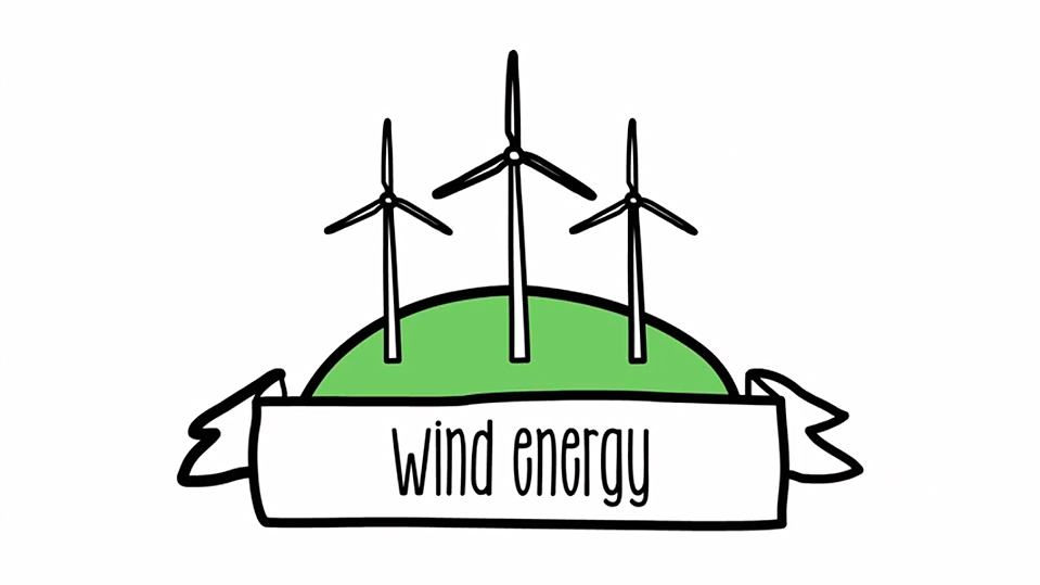 Which are the benefits of wind energy?.