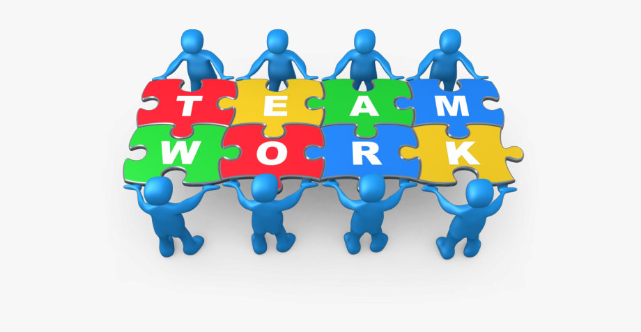Team Work Clipart.