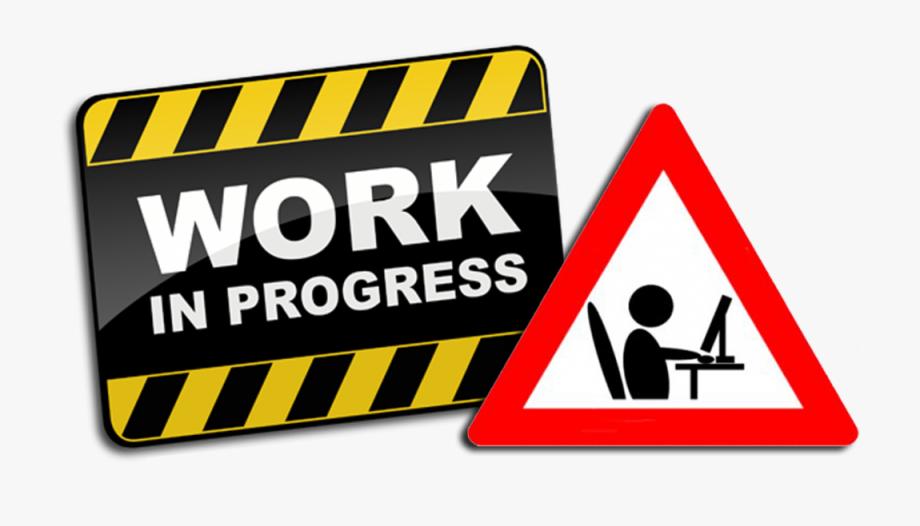 Work In Progress Emoji, Cliparts & Cartoons.