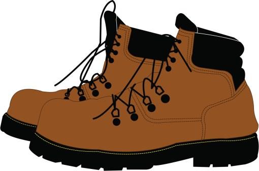 Work boots clipart 4 » Clipart Portal.