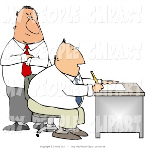 Work Boss Clipart Free.