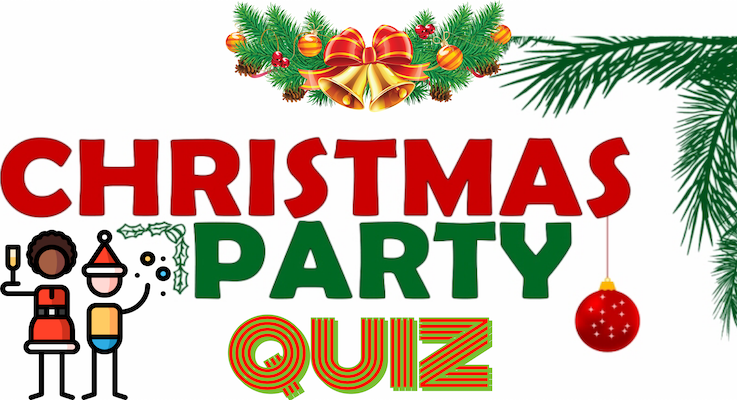 Christmas Party Quiz.