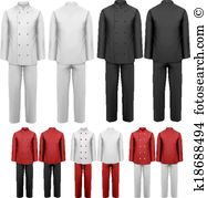 Work clothes Clipart and Illustration. 6,946 work clothes clip art.