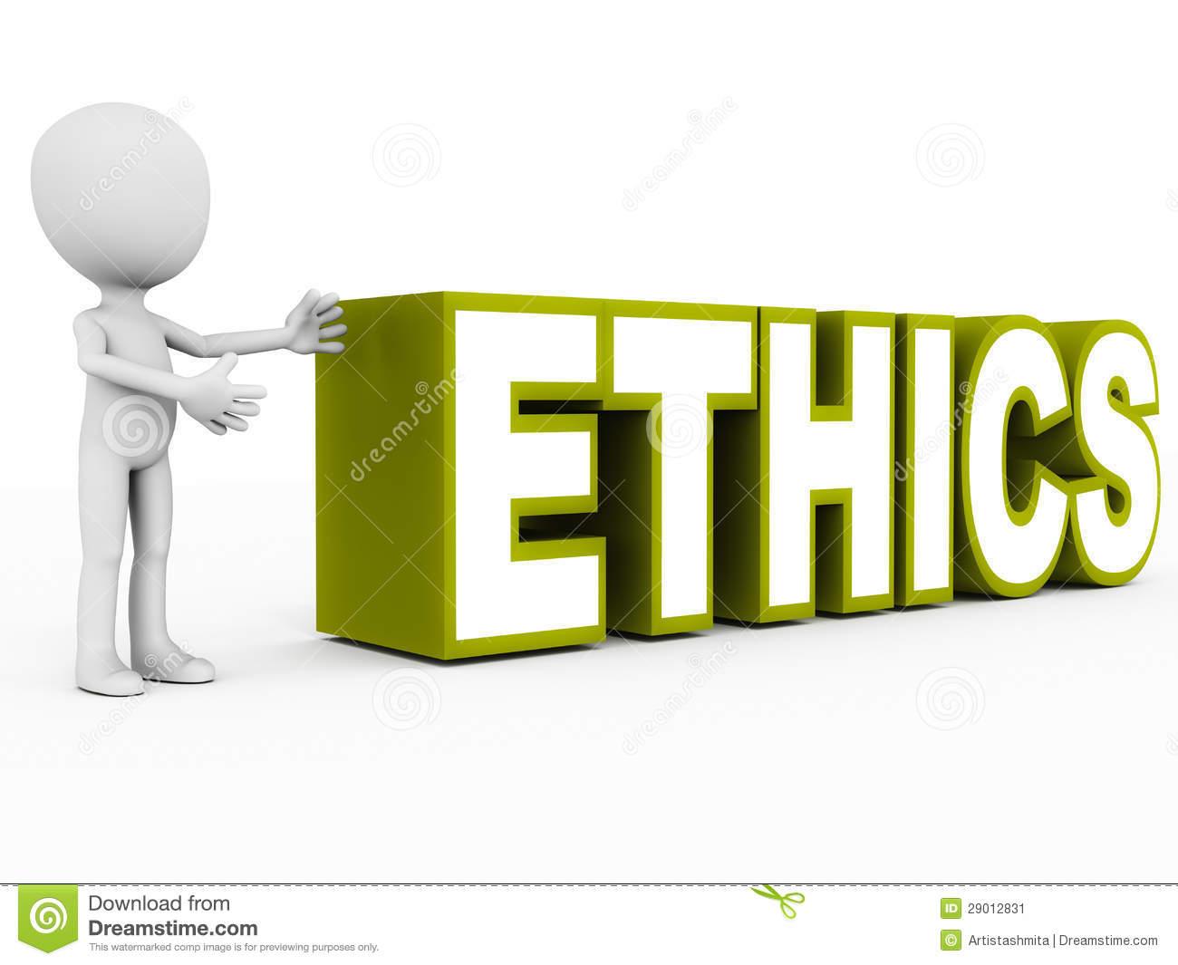 Ethics Stock Illustrations.
