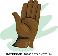 Work gloves Clipart and Stock Illustrations. 851 work gloves.