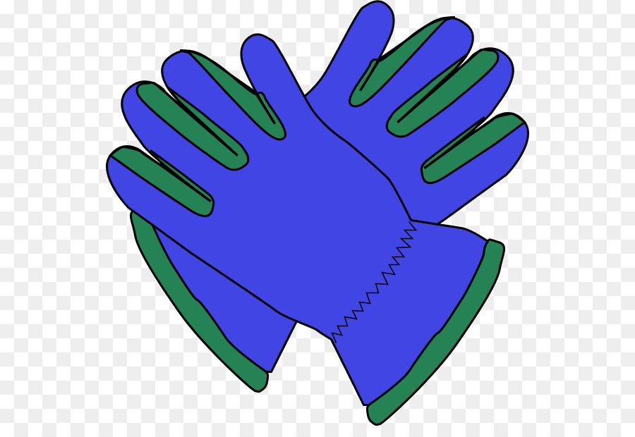 Rubber Glove png download.