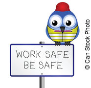 Health And Safety At Work Clipart.