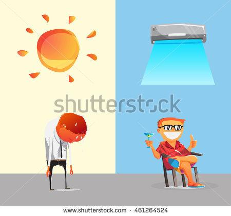 Heat Stress Stock Vectors, Images & Vector Art.