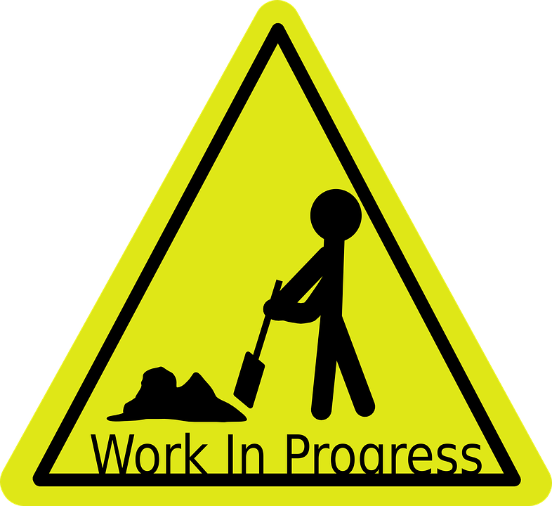 Free vector graphic: Work.