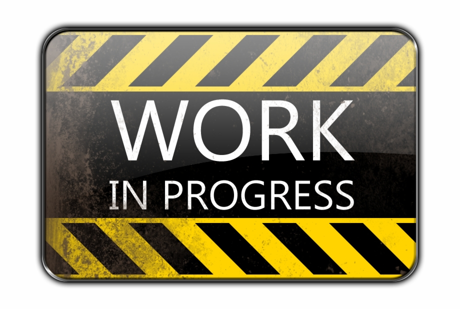 Work In Progress Png.