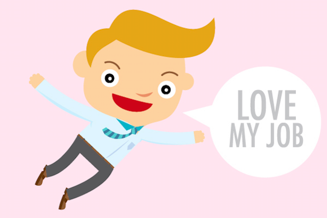 The Key to Creating More Joy in Your Work.