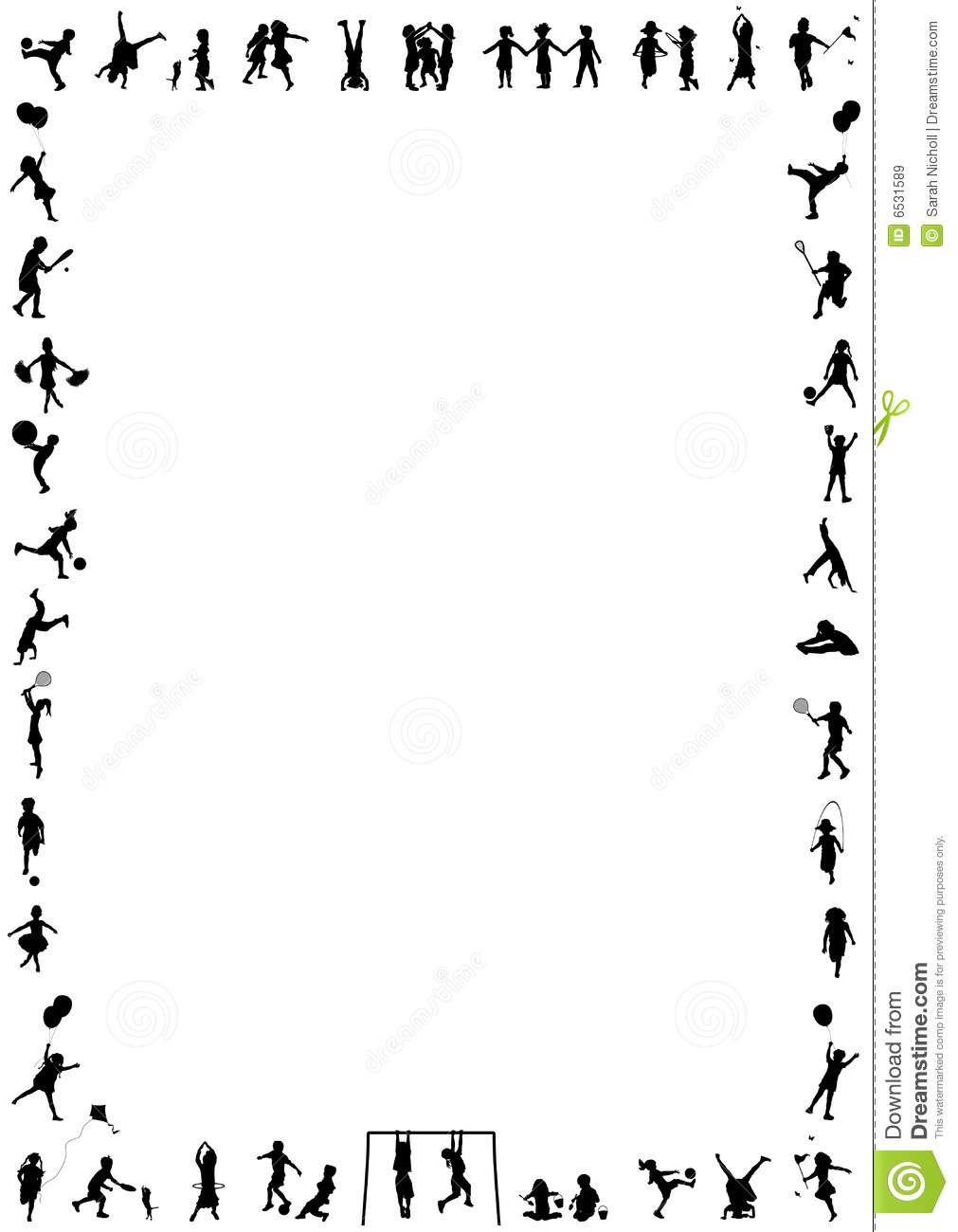 Collection of free Exercised clipart border. Download on.