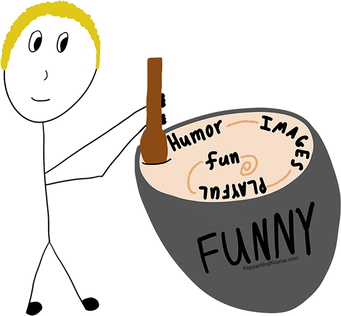 How to Write Funny (By mixing humor into your writing.