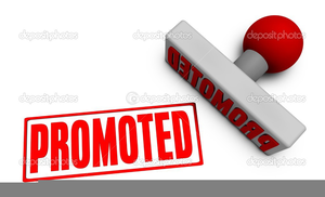 Clipart Work Promotion.
