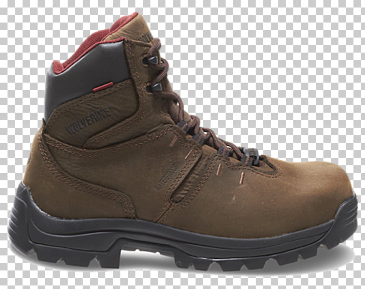 Hiking boot Cowboy boot Shoe Leather, work men PNG clipart.