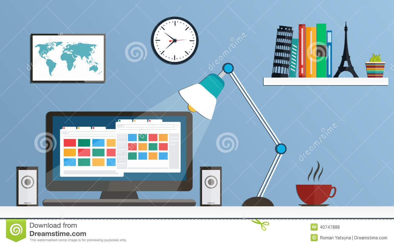 Clipart design for desktop.