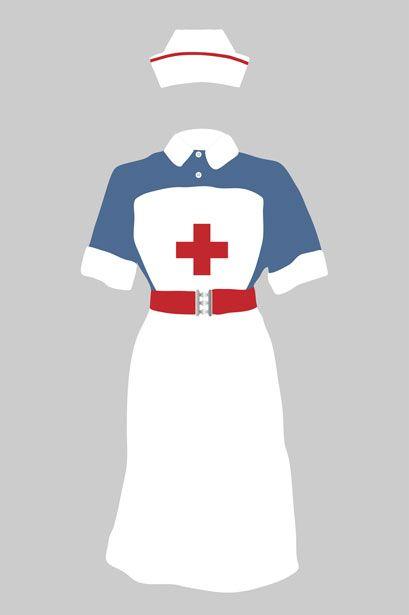 Work Uniforms Clipart.
