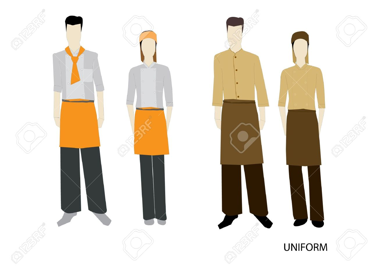 Showing post & media for Work uniform cartoon.