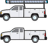 Pickup truck Clipart and Illustration. 1,880 pickup truck clip art.