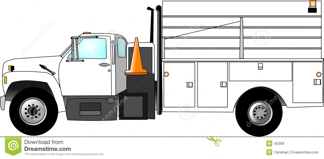 Showing post & media for Cartoon work truck.