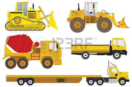 61,225 Work Vehicles Stock Vector Illustration And Royalty Free.