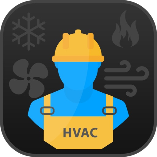 HVAC Buddy® App for iPhone.