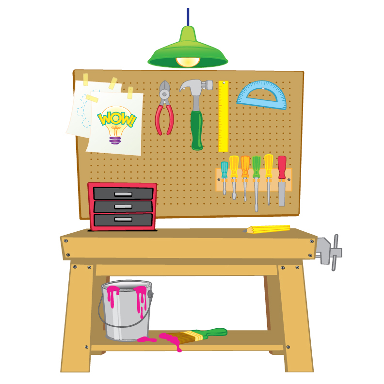 Workbench Clipart Clipground
