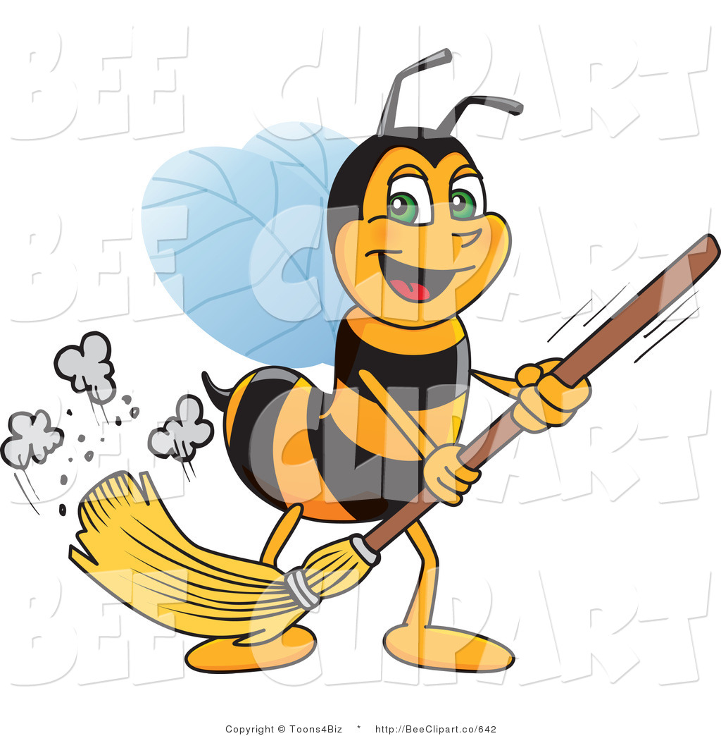 Worker Bee Clipart.
