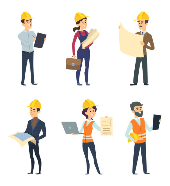 Best Female Construction Worker Illustrations, Royalty.