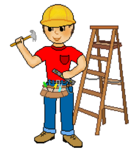 construction worker clipart #12.