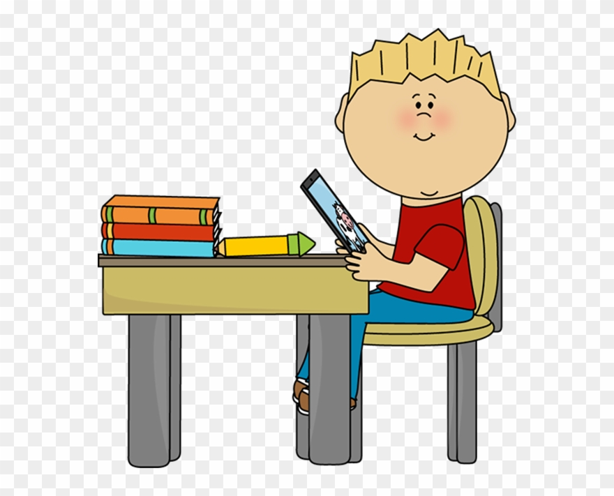 Computer Clipart Chromebook.