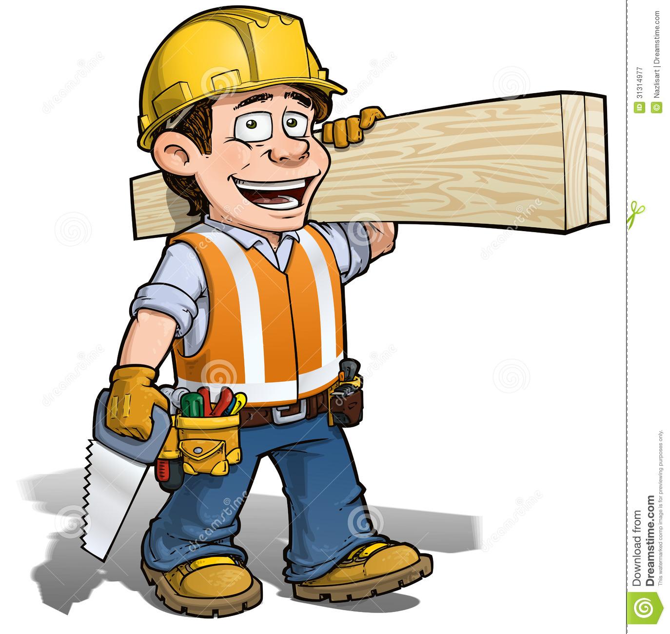 54+ Construction Worker Clip Art.